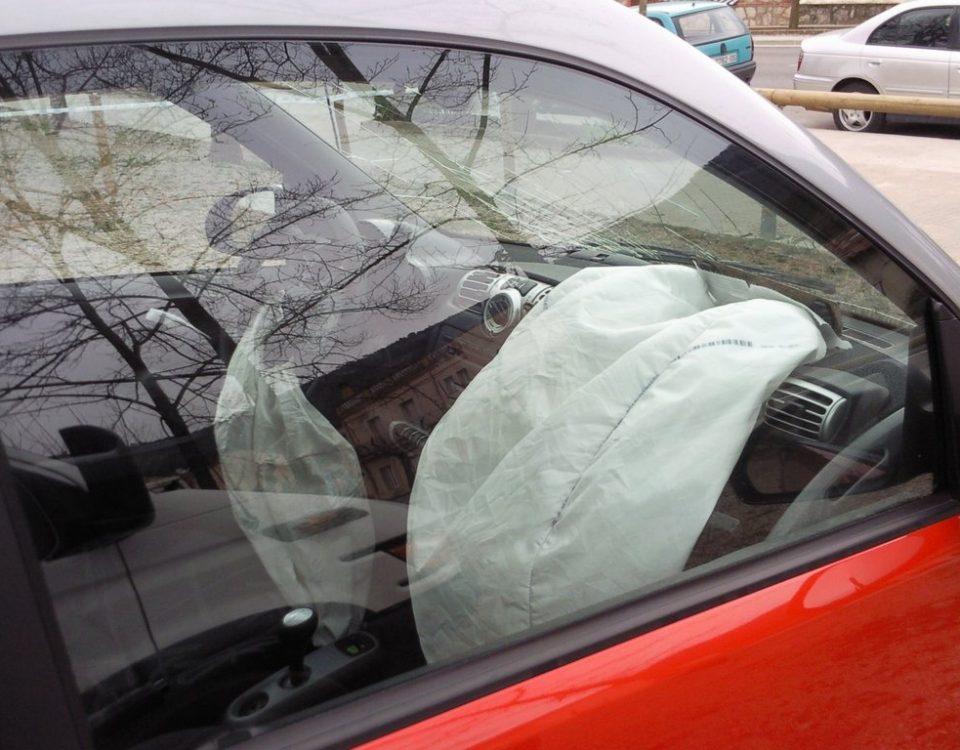 air bag accident crash