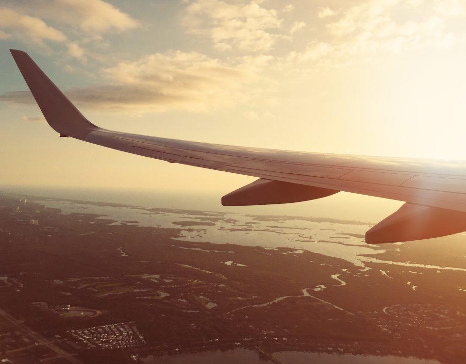 airplane, traumatic brain injury, negligence, personal injury