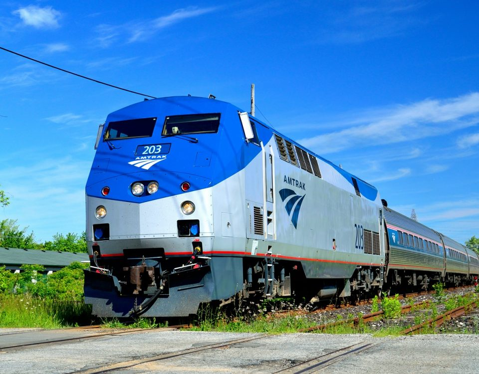amtrak train accident california