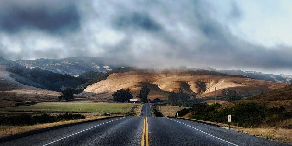 california road accidents