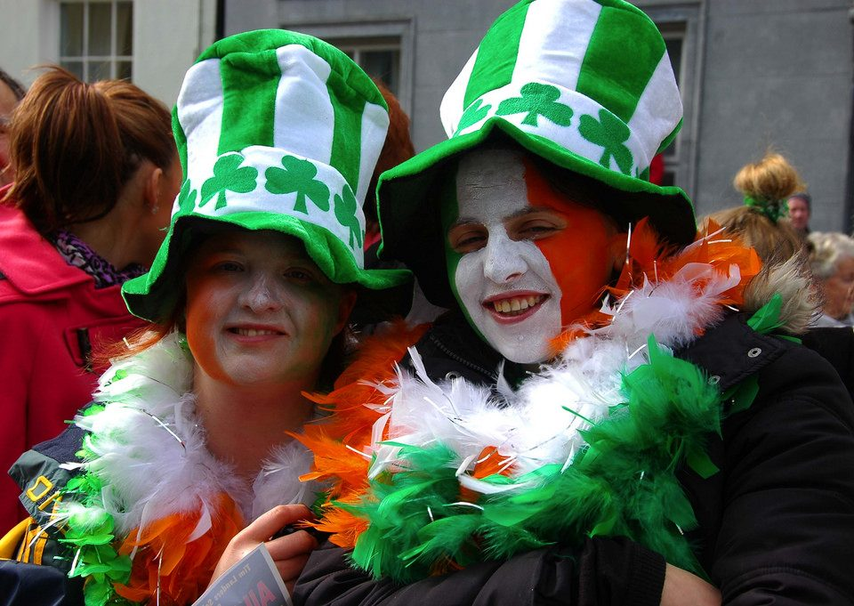 st patrick's day, crash, accident, safety