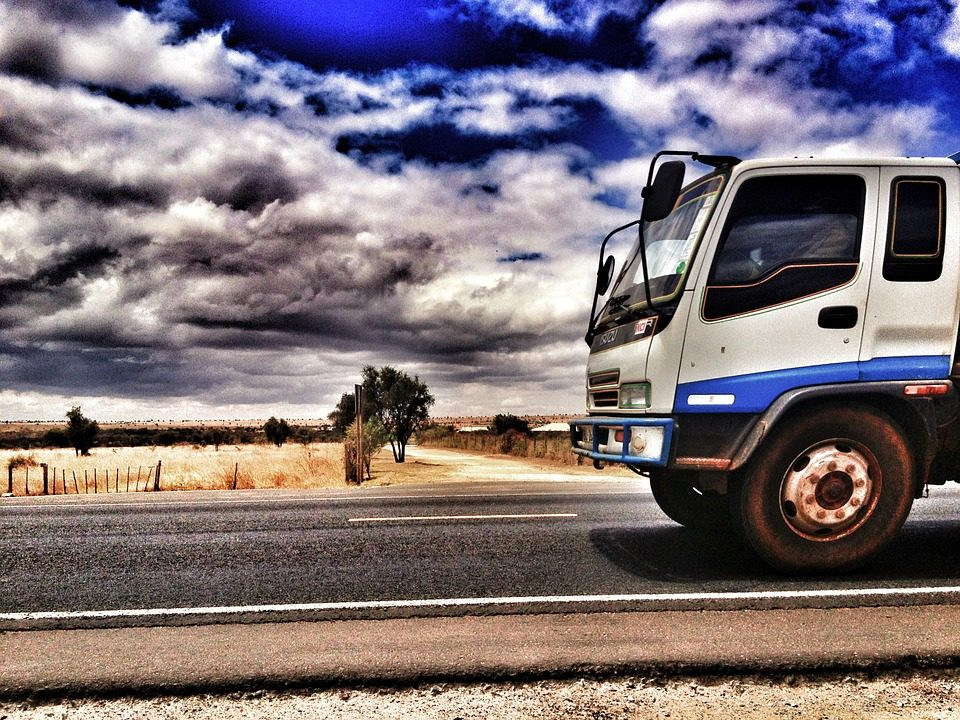 truck accident, truck crash