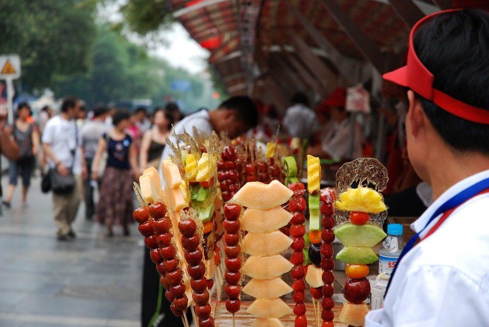 food vendor food poisoning personal injury