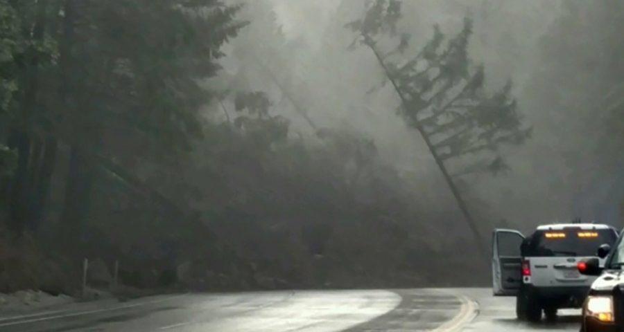 mudslide accident california